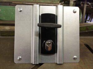 Serratura box