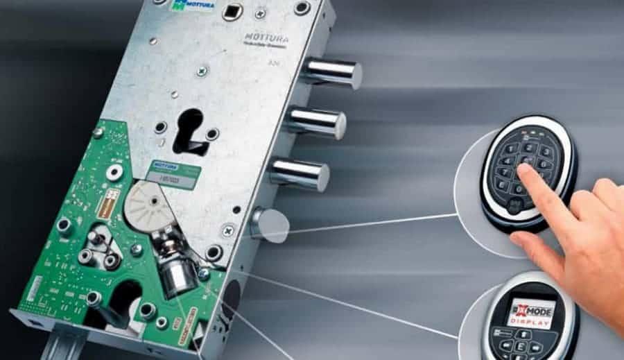 Installazione serrature motorizzate Milano
