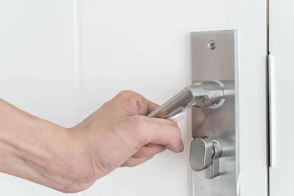 Sblocco serratura