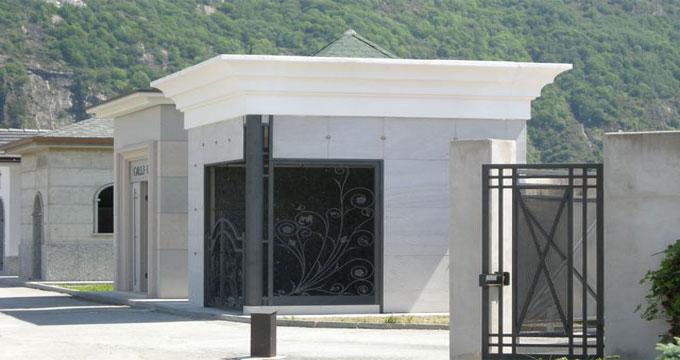 porta cappella
